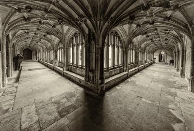 Lacock Abbey (2)
